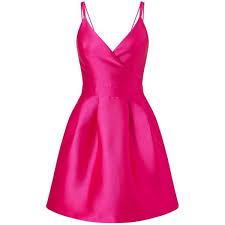 pink dress best 25 fuschia pink dress ideas on marchesa gowns