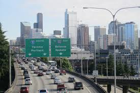 Chicago Area Traffic Map by Handy Map Shows You Which I 5 Lane Leads To Your Exit Curbed Seattle