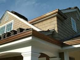 image result for faux copper k style gutters gardening and