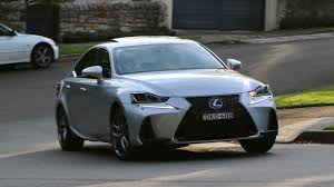 lexus is f sport 2017 top 20 cars your wife doesn u0027t want you to buy