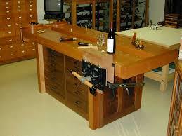 my yuppie workbench