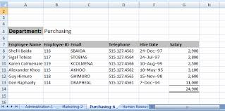 Creating Templates In Excel Creating Excel Templates