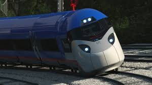 Amtrak Train Tracker Map by Amtrak Announces Next Generation Of High Speed Rail Youtube