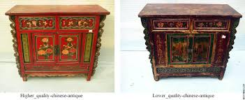 comparing quality in chinese antique furniture the specialists