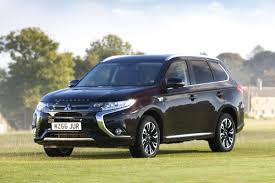 black mitsubishi outlander mitsubishi outlander phev juro edition pumps up the value auto