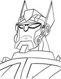 optimus prime animated inked by vectormagnus2011 on deviantart