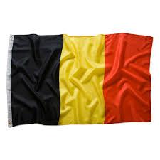 Belgia Flag Belgium Flag 3x5 Feet Belgien Flag Outdoor Belgique Banner België