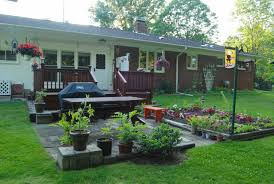 Small Backyard Vegetable Garden Ideas Small Backyard Garden Decorating Clear