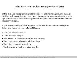 administration manager cover letter office manager cover letter