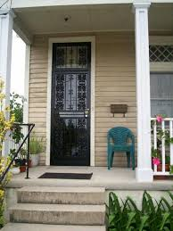 French Security Doors - storm doors security iron company