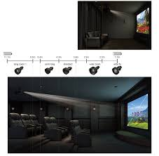 simple home theater home theater projector distance abwfct com
