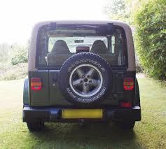 jeep wrangler 4 0 sahara hard top 4x4 3dr in headley hampshire