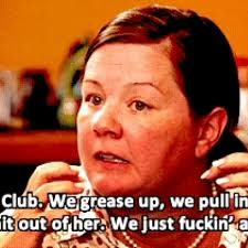 Fight Club Memes - melissa mccarthy is ready to start a female fight club in bridesmaids