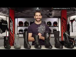 best cruiser motorcycle boots 2014 touring commuter motorcycle boots buying guide at revzilla