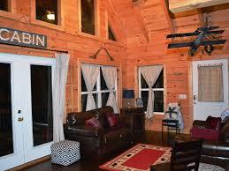 beautiful log home interiors beautiful log cabin nestled in the woods vrbo
