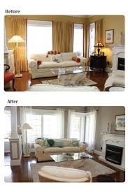 staging before and after home staging consultations archives staged for upsell