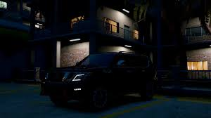 nissan patrol nismo nissan patrol nismo add on replace gta5 mods com