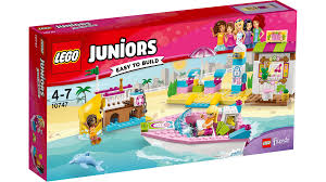 10747 andrea u0026 stephanie u0027s beach holiday lego juniors