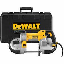 dewalt dwm120k heavy duty variable speed deep cut portable band