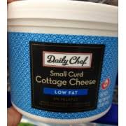 Friendship Cottage Cheese Nutrition by Daily Chef Small Curd Cottage Cheese Calories Nutrition Analysis