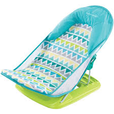 infant bath seats summer infant deluxe baby bather triangle stripes