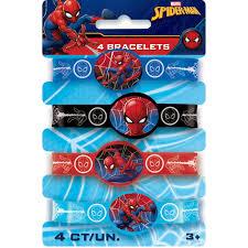 man rubber bracelet images Spiderman stretchy bracelets spiderman party favors jpg