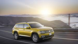 volkswagen atlas 2017 wallpaper volkswagen atlas 2017 cars crossover suv 4k