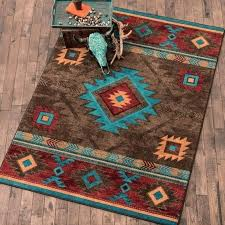 Aztec Runner Rug Marvelous Aztec Area Rug Woven Area Rug For Mountain Cottage Large