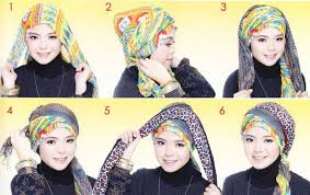 tutorial turban sederhana turban style hijab tutorials turban hijab pinterest turban