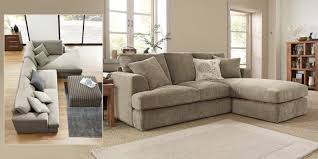 Corner Sofa Next Stratus Ii Large Chaise End Corner Right Hand 4 Seats In House