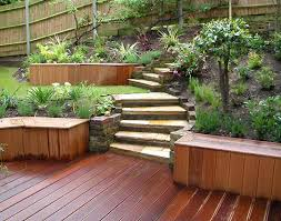 garden chic tiny small ideas with wooden floor and seating dainty