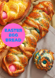italian easter egg colored easter egg bread recipe an italian tradition