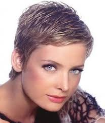 very short feathered hair cuts short feathered curly hairstyles very short pixie haircuts best