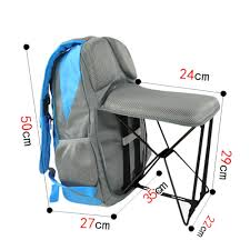 Back Pack Chair Folding Chair Backpack Promotion Shop For Promotional Folding