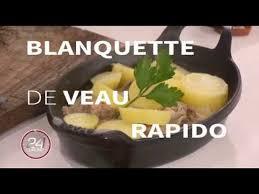 tf1 cuisine laurent mariotte recette ma recette de blanquette de veau laurent mariotte