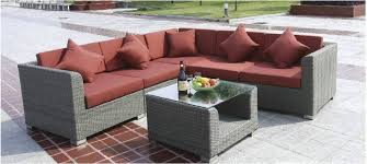 rattan outdoor furniture change is strange
