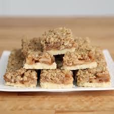 apple pie bar recipe popsugar food