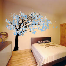 wall mural ideas home design ideas home wall mural ideas and trends home caprice wall mural ideas trees in blossom