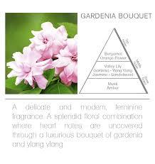 gardenia bouquet reed diffuser 8 1 fl oz 240ml