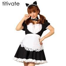 Maid Halloween Costumes Cheap Halloween Costume French Maid Aliexpress