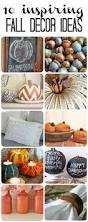 Homemade Fall Decor - 10 inspiring diy fall decor ideas designer trapped in a