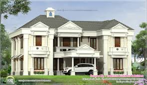 colonial style house plans in kerala design sweeden