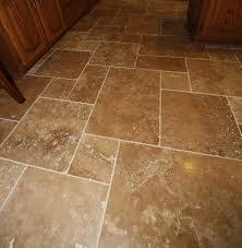 ceramic tile versus travertine tile difference between
