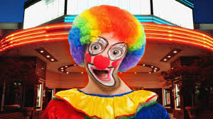 that viral clown protest of u0027it u0027 was fake news vice