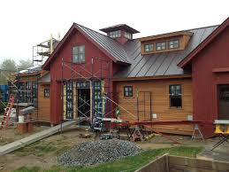 houses with two tone red and brown siding the homeowner u0027s of