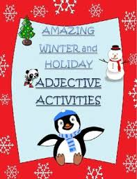 204 best adjectives images on pinterest adjectives activities