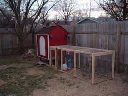 Building Backyard Chicken Coop Backyard Chicken Coop 6 Steps With Pictures
