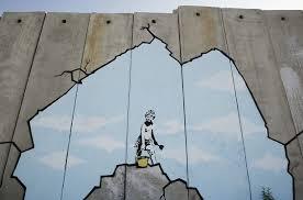 Banksy, esto es arte. (MegaPost)