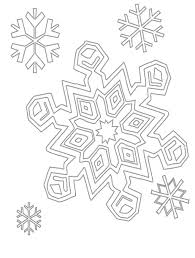 winter coloring pages seasonal
