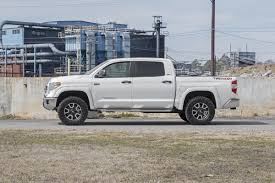 toyota truck lifted 2 5 3in leveling lift kit for 07 18 toyota 2wd tundra rough